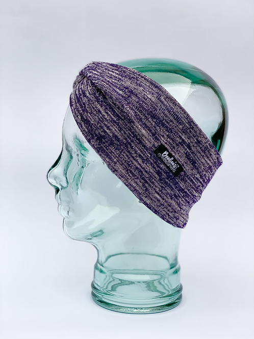 Purple Heather Headband