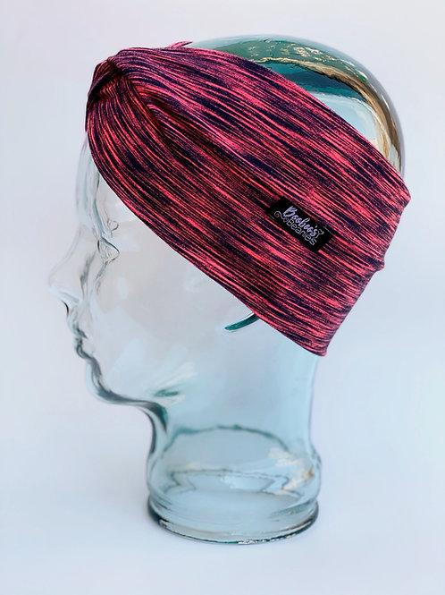 Pink Fire Headband