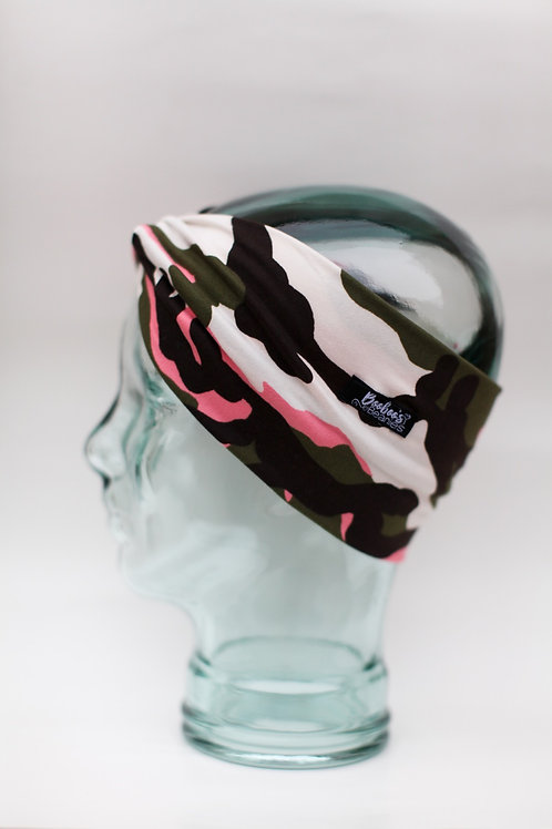 Camouflage Booboo's Headband
