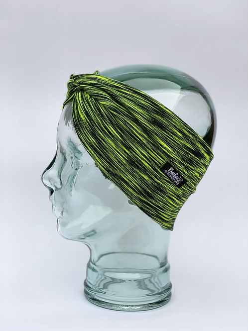 Green Fire Headband