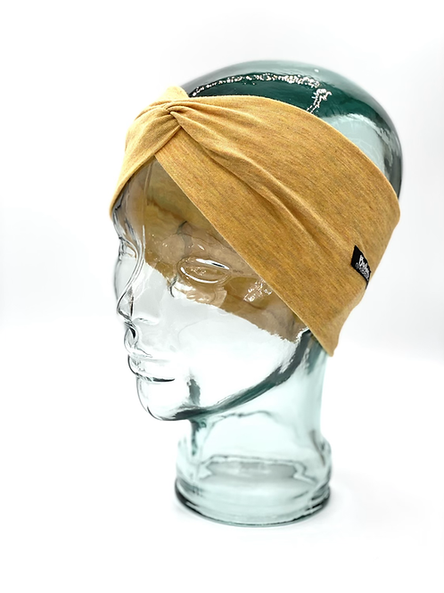 Yellow Heather headband