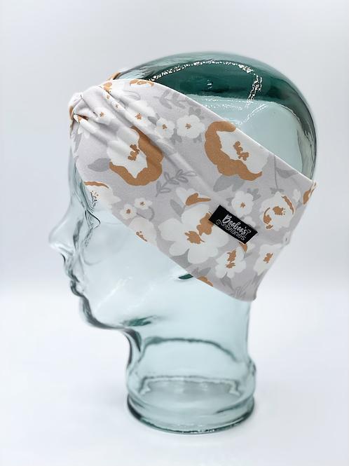 Sam's Garden Box Headband- Grey