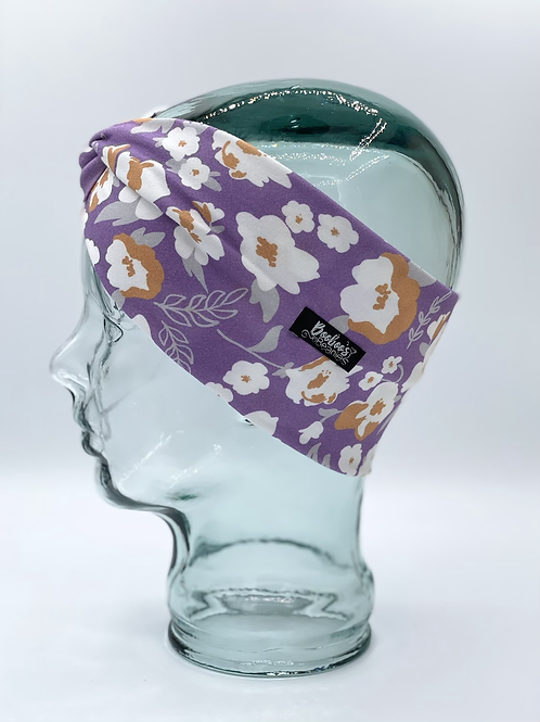 Sam's Garden Box Headband- purple