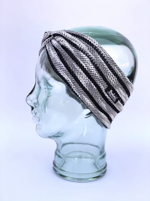 Lacey Stripes Headband