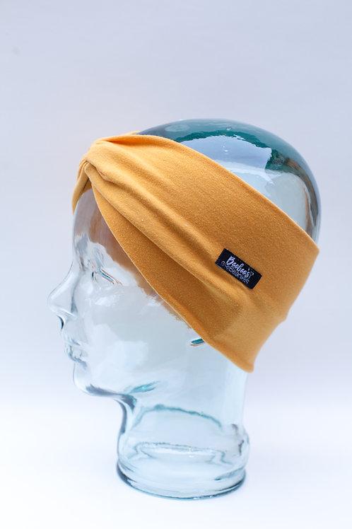 Golden Yellow Headband