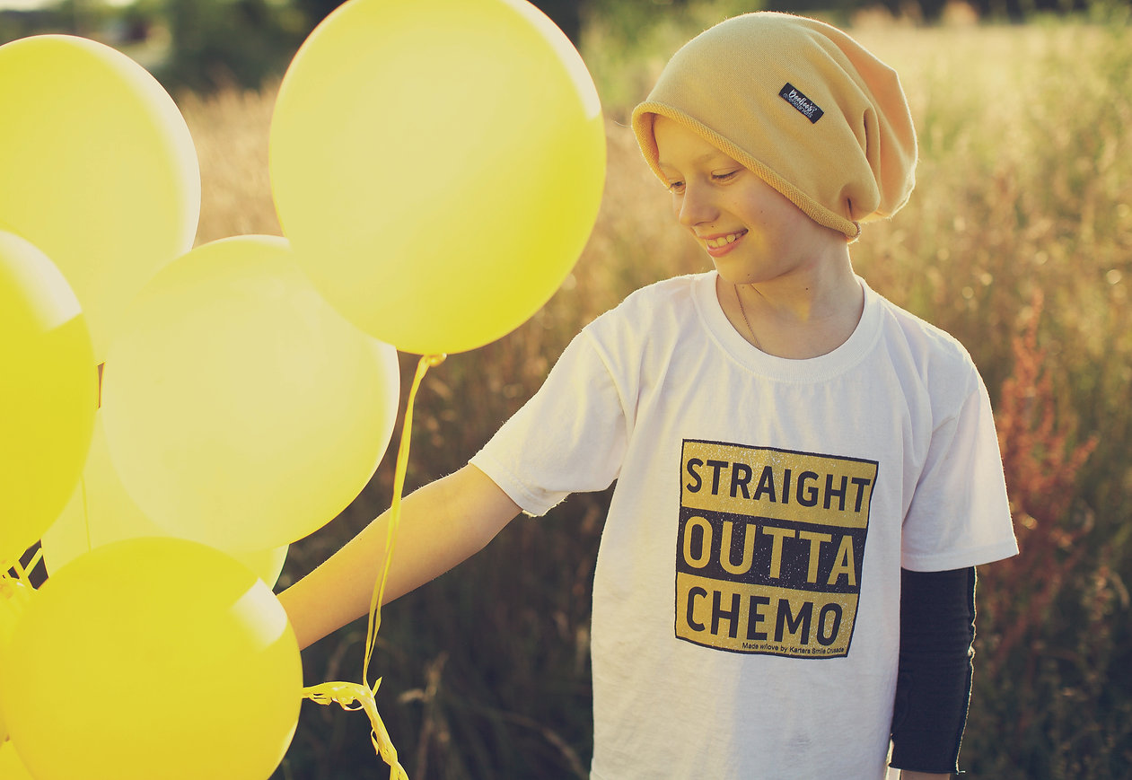 Childhood Cancer Awareness- Booboo's Beanies