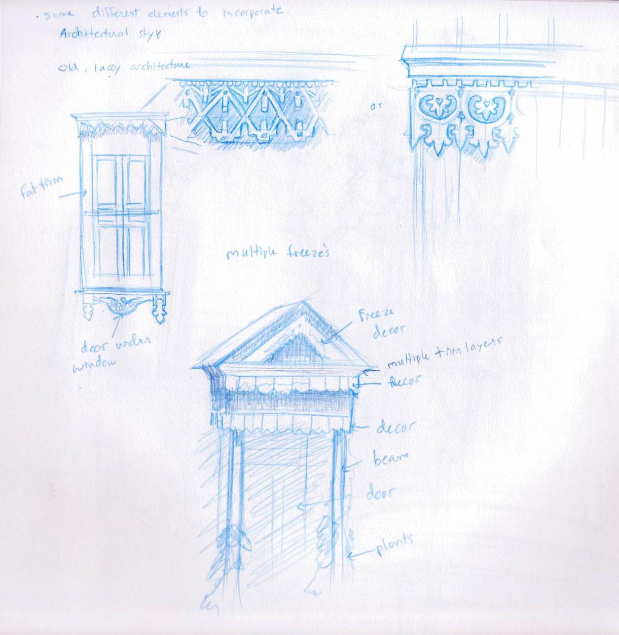 Architecture Study 1