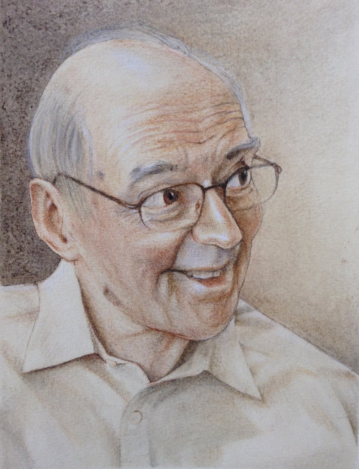Grandpa Portrait 1