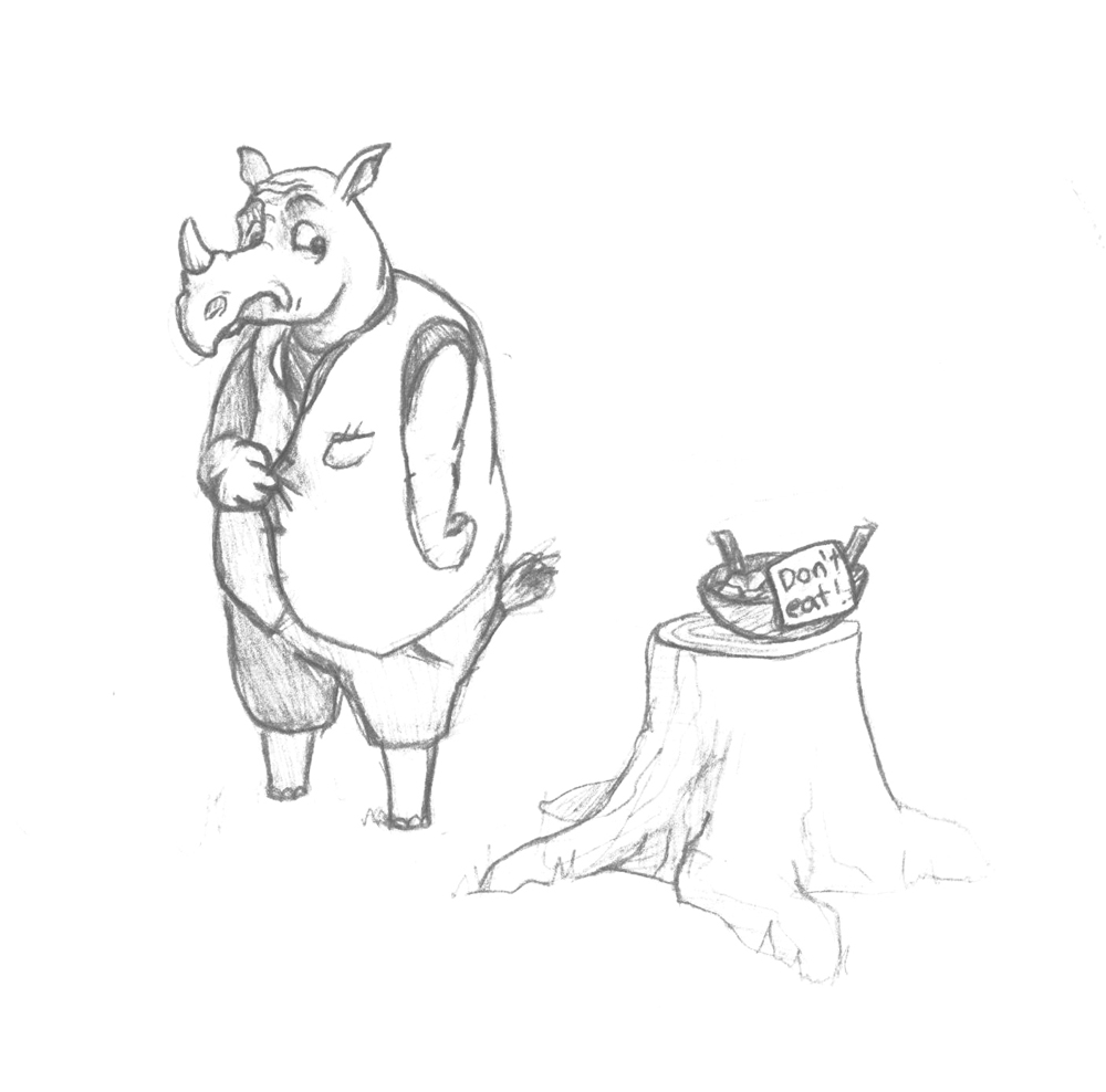 Rhino Temptation