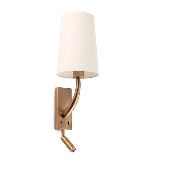ZIDNA LAMPA SA LED LAMPICOM FARO REM