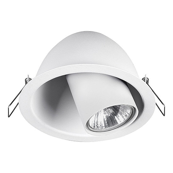 STROPNA LAMPA NOWODVORSKI DOT WHITE