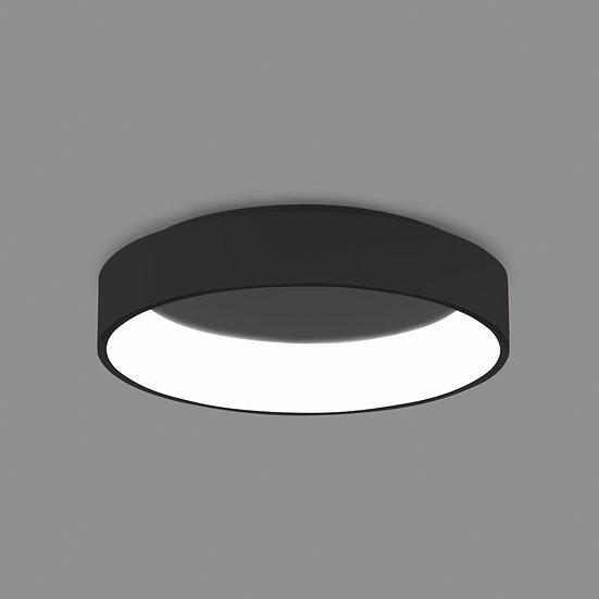 STROPNA LAMPA ACB DILGA BLACK 60CM