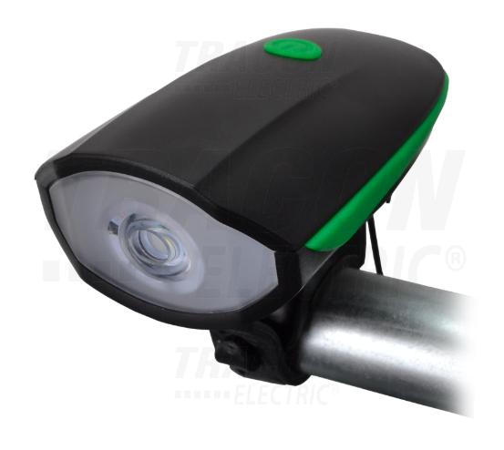 Akumulatorska LED svjetiljka za bicikle