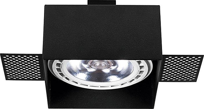 STROPNA LAMPA NOWODVORSKI MOD PLUS BLACK I