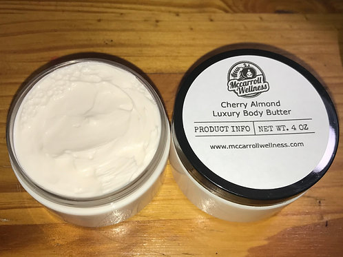Cherry Almond Luxury Body Butter