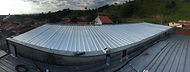 Telha Galvanizada: Instalação, manutenção e substituição de telhas metálica