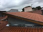 Calhas, rufos, pingadeiras e chapeamento  para seu telhado residencial, comercial e até mesmo industrial.