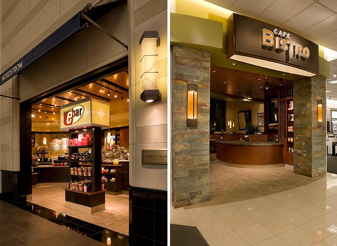 Nordstrom Cafe Bistro and eBar