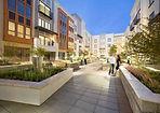 Broadway Grand courtyard Oakland California