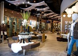 Ugg shoe store San Francisco