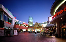 West Hollywood Gateway shopping center Los Angeles California