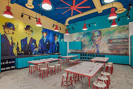 Good Tidings Leroy Neiman Art Center Solid Rock Teen Center Phoenix Arizona