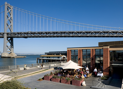 Epic and Waterbar San Francisco