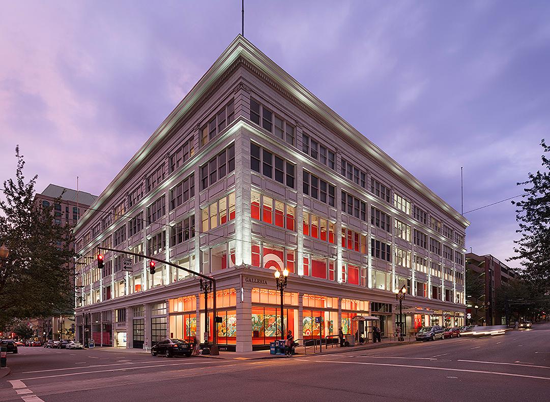 City Target Portland Oregon