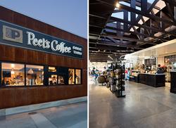 Peet's Coffee &Tea First Drive-thru
