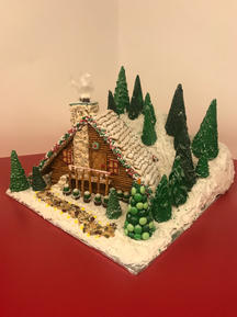 Annual Gingerbread Making Contest