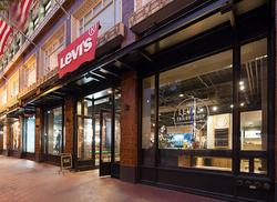 Levi's Flagship San Francisco