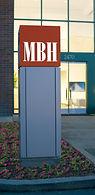 MBH's new office