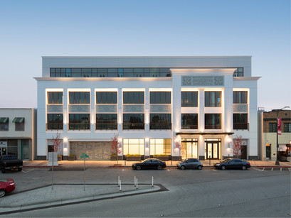 MBH Architects Designs Burlingame's 1st LEED Gold-Certified Building