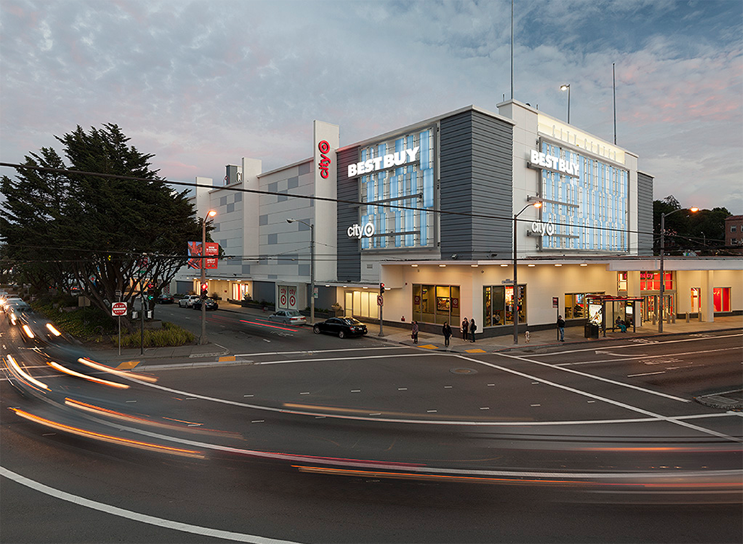 City Target San Francisco
