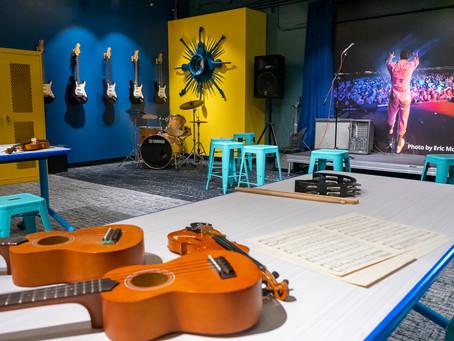 MBH Architects Completes Jason Mraz Music Studio for ARTS