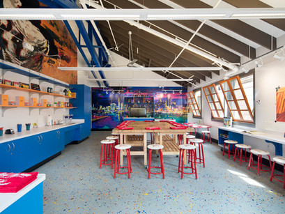 MBH Architects Unveil Arts Studio for Youth