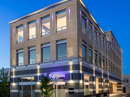 240 Lorton, a collaborative effort between MBH, OPI Commercial Builders and Dewey Land Company