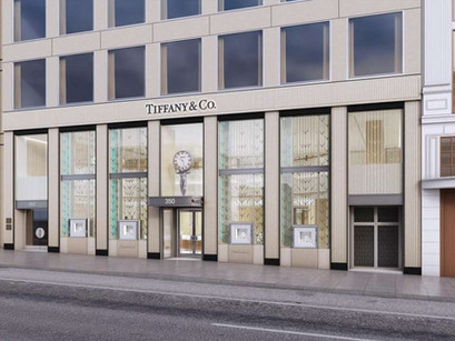 Tiffany's splashy Union Square remodel unveiled