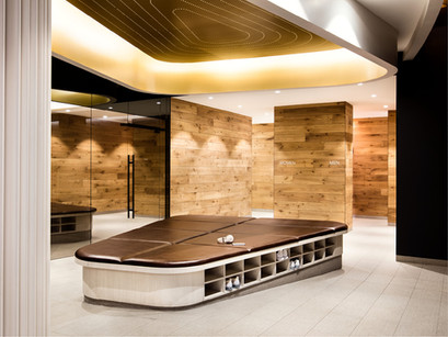 A former Los Angeles TV studio transforms into Equinox's new wellness gym and spa
