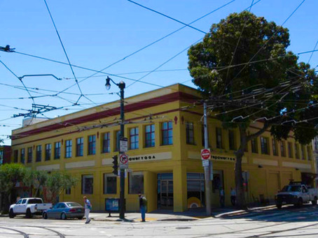 'CorePower Yoga' Seeks Approval For Church & Duboce Studio
