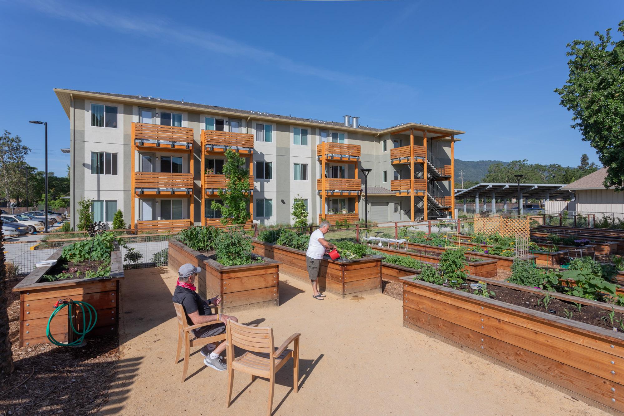 Celestina Garden Apartments