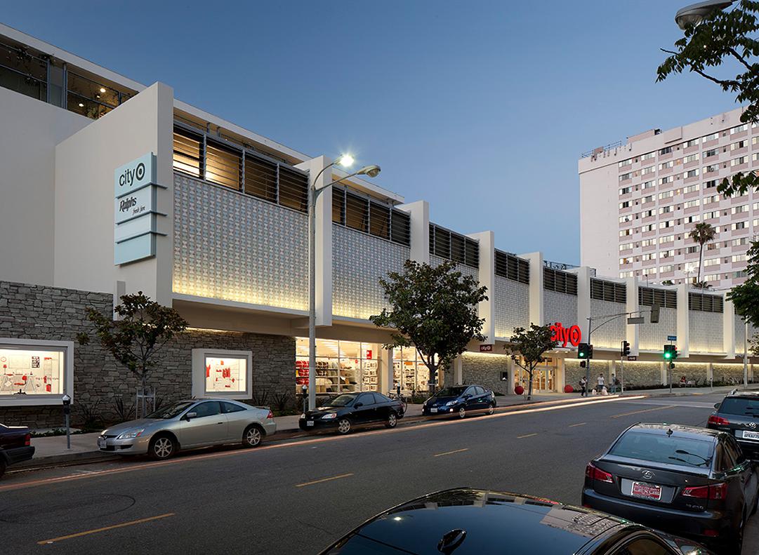 City Target Westwood California