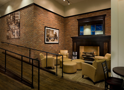 Specialty's Cafe arch design
