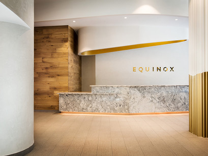 Equinox Miracle Mile gym opens in former LA television studio