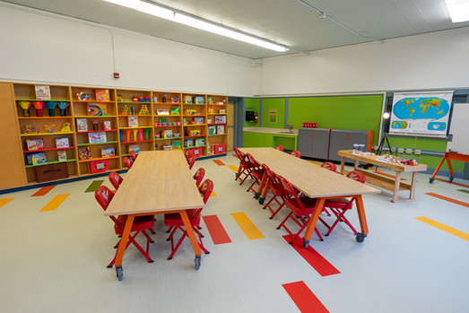 Rosa Parks Elementary School STEAM Room