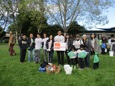 Earth Day Beach Clean-Up