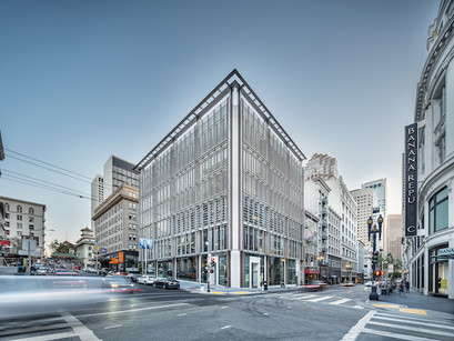 MBH Architects Completes Mixed-Use Development, 300 Grant