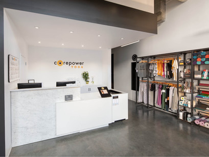 MBH Architects Designs New CorePower Yoga in CA