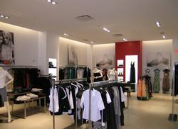 BCBG interior display