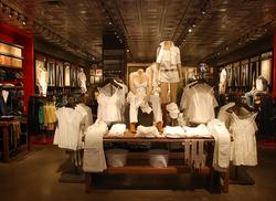 Levi's display Anapolis